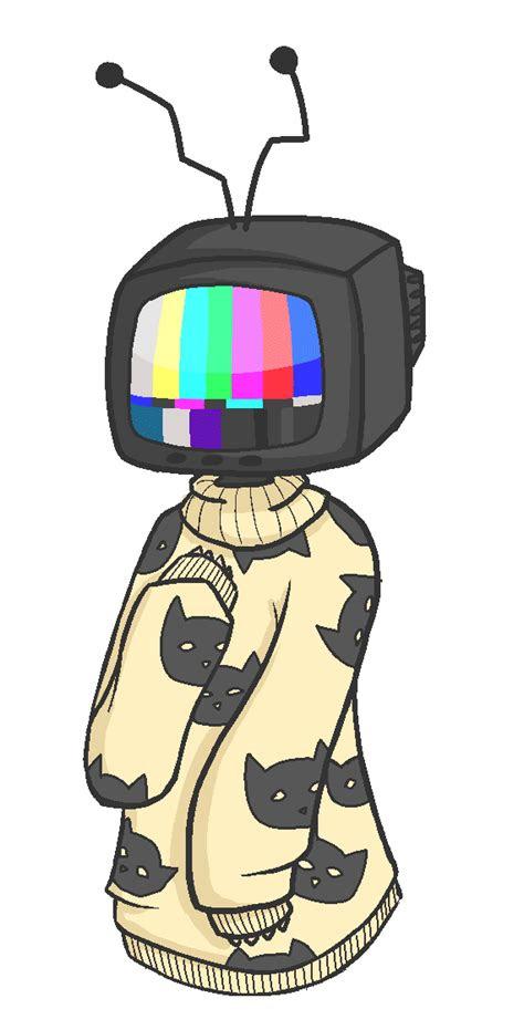 tv head freebie animation  teh chabeh art art