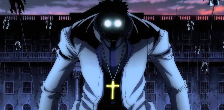 Alexander Anderson Hellsing Ultimate Wallpaper