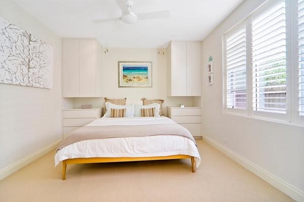 Small master bedroom ideas for a good night's sleep