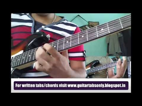 Ik Mera Dil Guitar Tabs & Chords Kaler Kanth | Bollywood Hindi ...