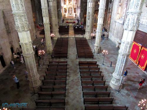Lisboa - Igreja Mosteiro dos Jerónimos (14) [en] Lisbon - Jeronimos Monastery Church