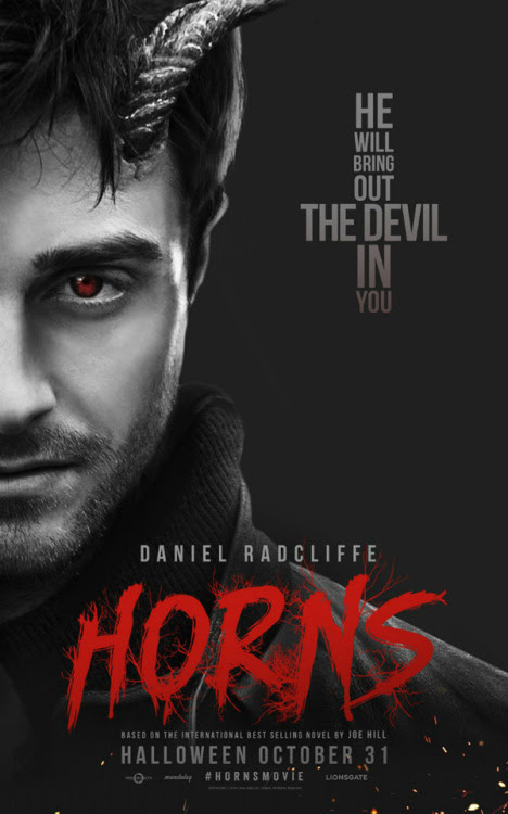 Horns, starring Daniel Radcliffe. Click to see more posters and trailers.