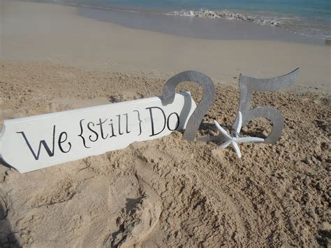 vow renewal, beach wedding, 25th anniversary, destination