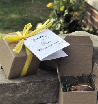 baby flower bulbs   Plant a Memory Favors & Gifts
