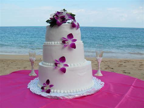 Tropical Weddings Jamaica Wedding Cake   Cake Ideas by