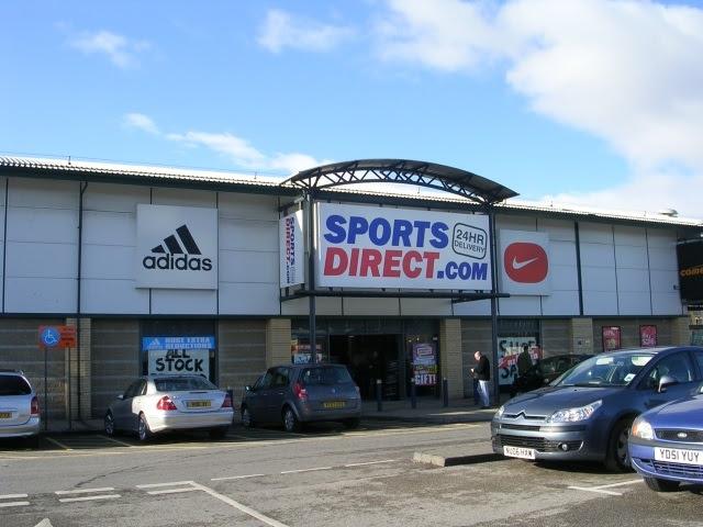 Sports Direct. Photo: Wikimedia Commons.
