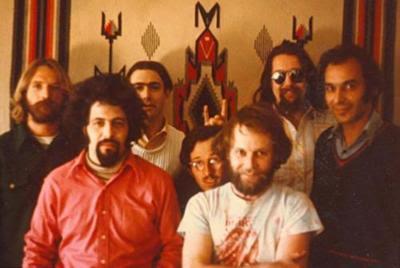 Gli autori di Zap: Rick Griffin, Spain Rodriguez, Robert Williams, Robert Crumb, Gilbert Shelton, S. Clay Wilson, Victor Moscoso
