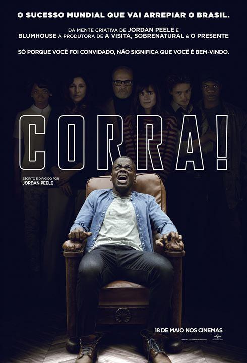 Corra! : Poster