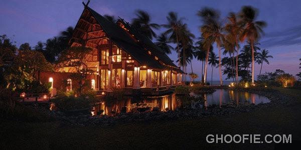 Bali Lush Green Surroundings: Exotic Jasri Beach Villa ...
