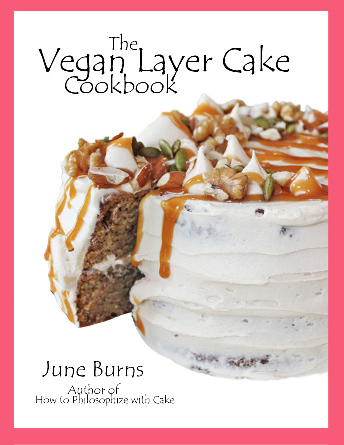 The Vegan Layer Cake Cookbook