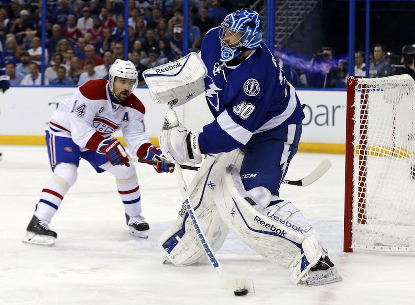 HKO-HKN-SPO-MONTREAL-CANADIENS-V-TAMPA-BAY-LIGHTNING---GAME-THRE