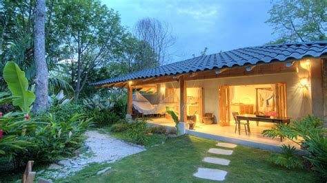 tropical beach terrace tropical beach small bungalow house