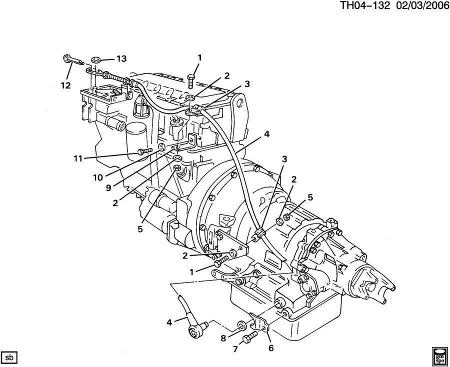 32 Allison Transmission Parts Diagram Manual