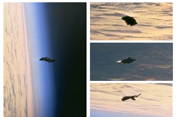 UFO Photos Leaked Out Of NASA-JSC Clear In High Detail