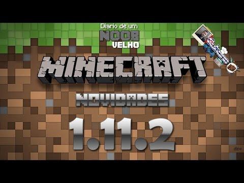 Atualização Minecraft 1.11.2