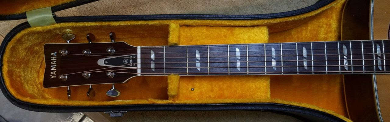 How To Properly Adjust The Truss Rod Yamaha Vintage Fg
