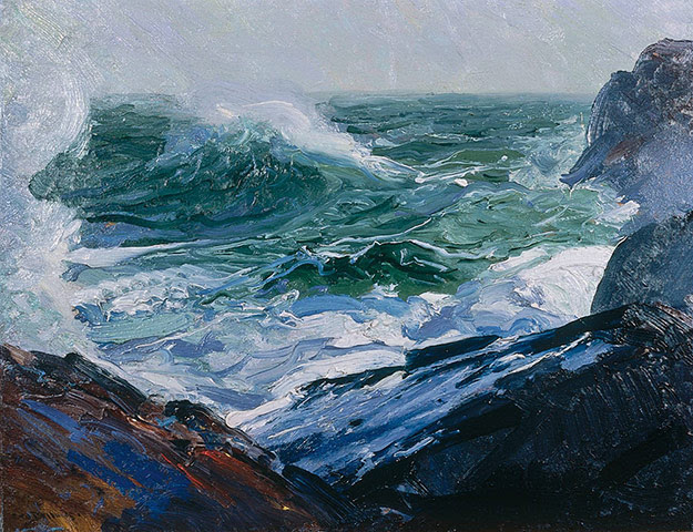 George Bellows: George Bellows, Forth and Back, 1913