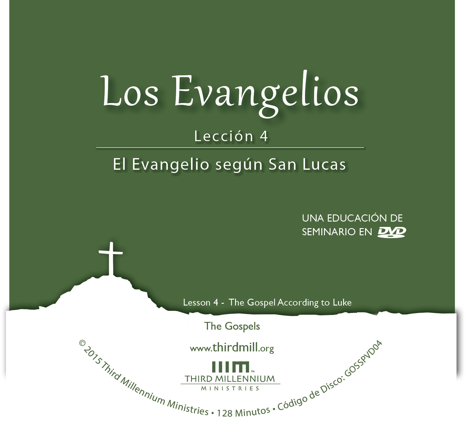 Los Evangelios El Evangelio Segun San Lucas High Definition Video