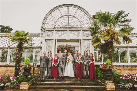 Wedding at St John's Harborne and Birmingham Botanical Gardens