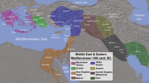 Η Ανατολική Μεσόγειος τον 14ο αιώνα