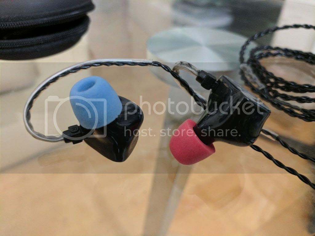 HIFIMAN RE1000 Custom / Universal Earphone Review by mark2410