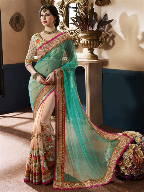 Indian Wedding Saree Latest Designs & Trends 2018 2019