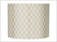 Lamp Shades for Table Lamps, Floor Lamps, Chandelier, Drum, Black ...
