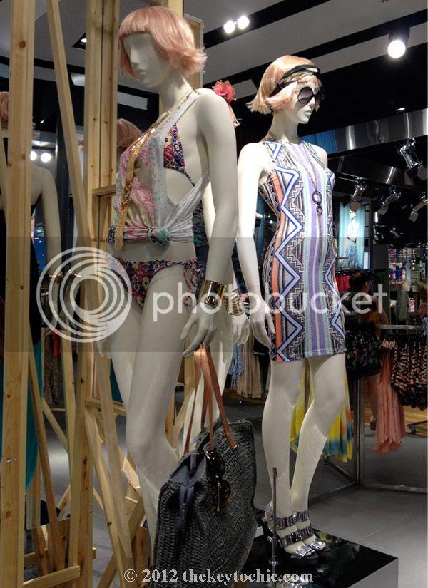 Topshop summer 2012 trends