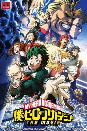 Boku no Hero Academia: The Movie – The Two Heroes [HD] [Mega]