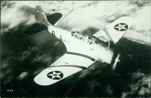 Northrop A 17 (update: Northrop BT-1)
