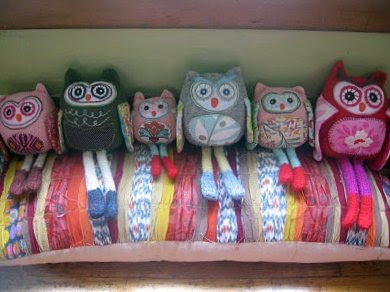 Missing my owl dolls
