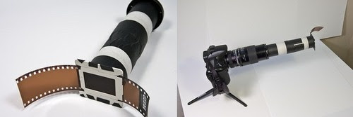 Scan Your Old Negatives DIY Style, Using a DSLR and Toilet Paper Rolls