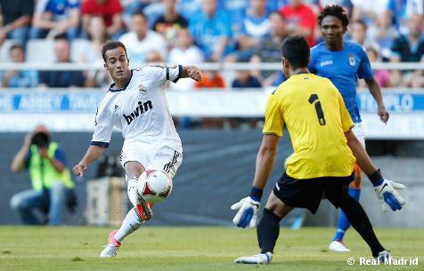 Real Oviedo - Real Madrid