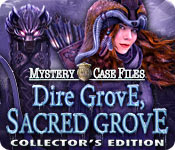 Mystery Case Files: Dire Grove, Sacred Grove (Collector's Edition)