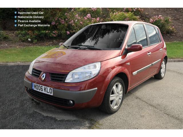 Mecânico De Nosso Quintal: Renault Scenic For Sale Bristol