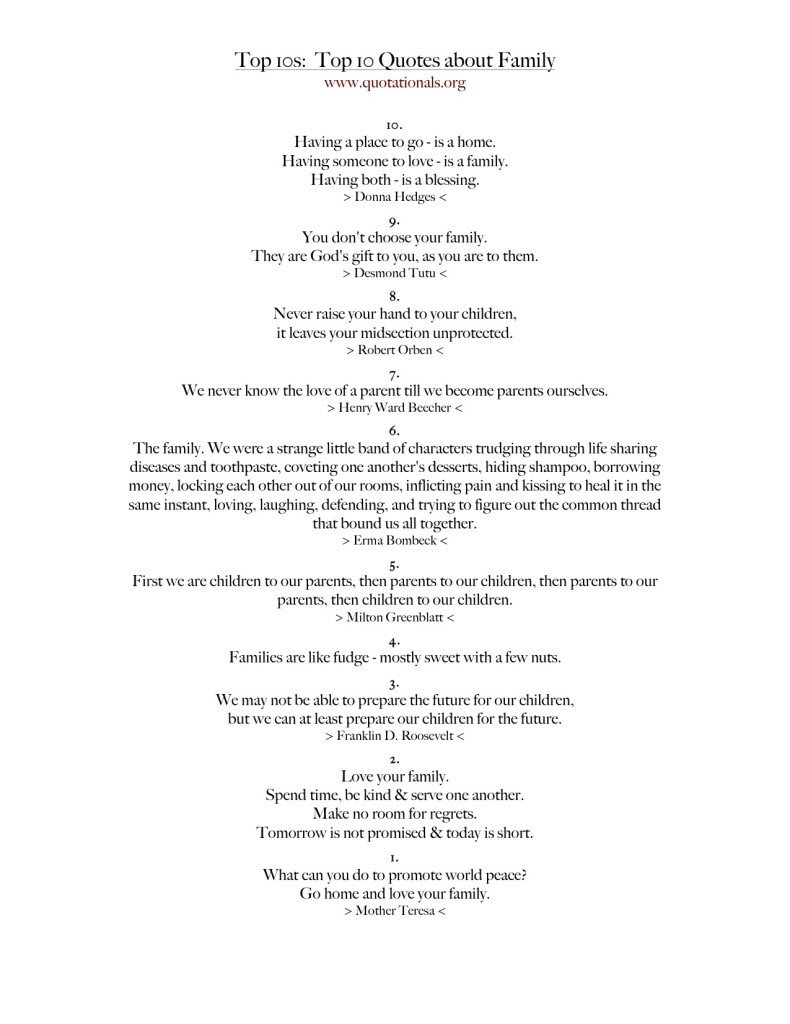 Quotationals Quotationals Part 2