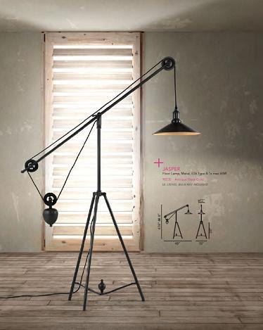 HomeThangs.Com Introduces A Guide To Industrial Style Pulley Lights