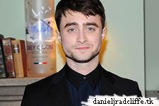 Daniel Radcliffe attends Grey Goose vodka party for Horns