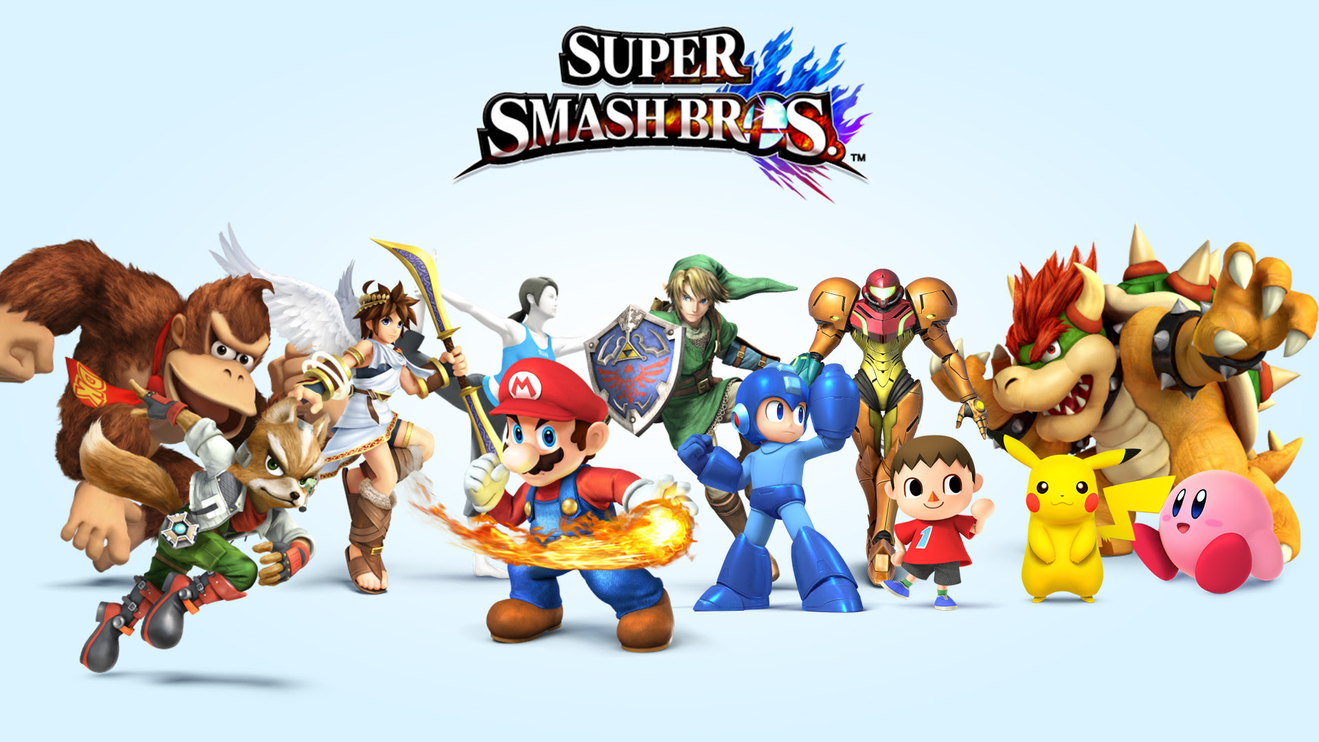 Super Smash Brothers Wallpaper 75 Images