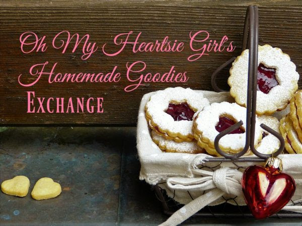 Oh My Heartsie Girl's Homemade Goodies Exchange