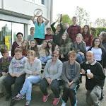 Montbard | Montbard : collégiens et résidents du foyer mutualistes réunis autour d'un projet créatif