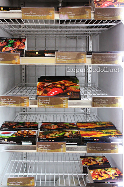 Our Kitchen Ready-To-Heat-Meals
