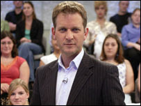 Recording of The Jeremy Kyle Show