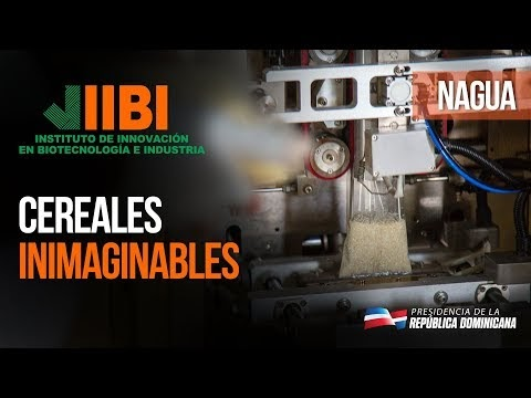 VIDEO: Cereales inimaginables