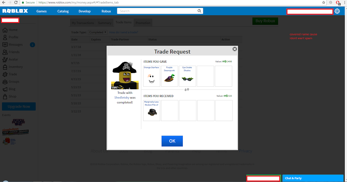 Roblox Rap Traders | A Free Robux Game