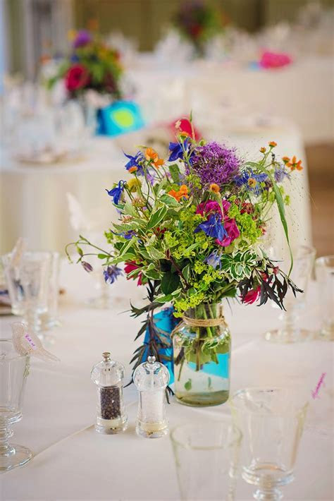 25  Best Ideas about Bright Wedding Flowers on Pinterest