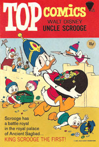 Top Comics: Uncle Scrooge #2