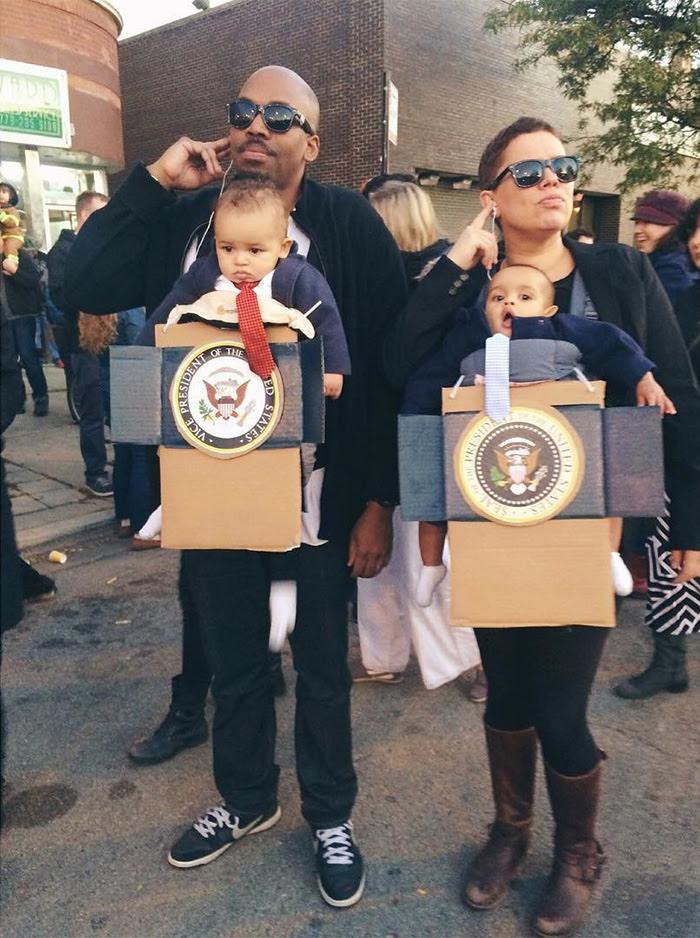The Original Presidential Babies