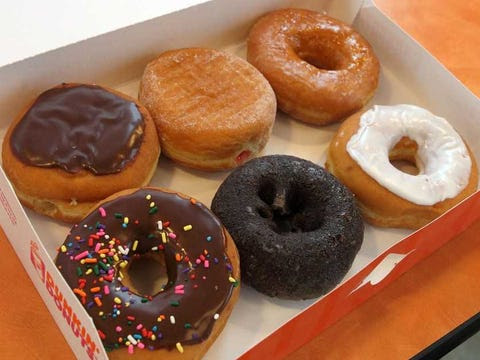 Dunkin Donuts Gluten-Free Menu Is A Waste of Money ...