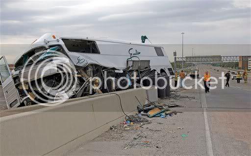 Emilio's Bus Accident